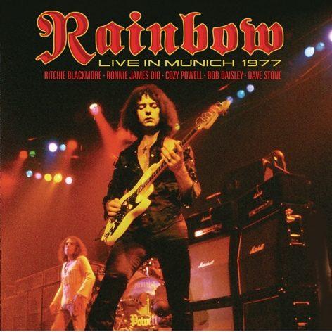 Rainbow « Live in Munich 1977 » (Eagle Vision)