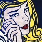 Crying Girl_1964