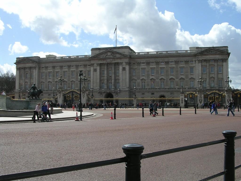 Royale attente au Royaume-Uni