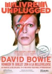 Livre Unplugged sur David Bowie
