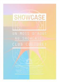 Gagnez 5×2 places pour la soirée CLUB CULTURE : PEPPERPOT, SUCRÉ SALÉ, STEPHAN & TIBO'Z au Showcase, le 24 août