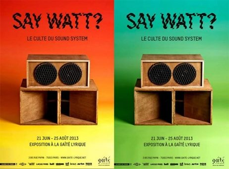 Gaîté Lyrique : Say watt ?… Say what ???