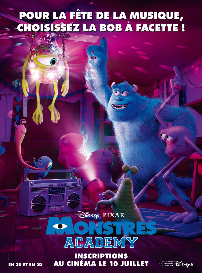 [Critique] « Monstres University » Pixar n'arrive décidément plus à nous surprendre.
