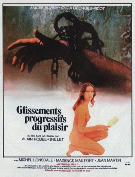 Glissements progressifs du fantasme : Alain Robbe-Grillet à l'honneur au Latina pendant Paris-Cinéma