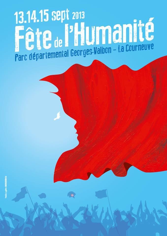 M, Archive et Jamel Debbouze en tête d'affiche de la Fête de l'Huma