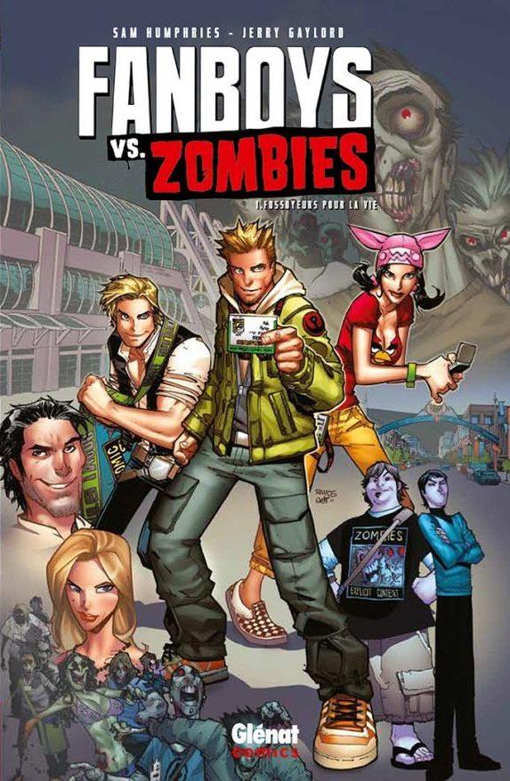 Fanboys vs. Zombies T1 : sang pour sang geek
