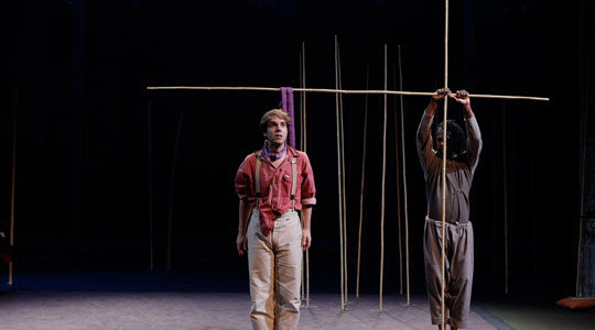 La flûte de Peter Brook enchante les Bouffes du Nord tout le mois de juillet