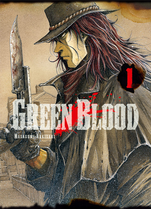 Green Blood Tome 1 : gang of New York
