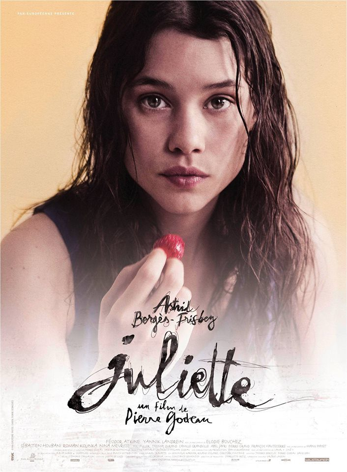 Gagnez 5×2 places pour « Juliette », de Pierre Godeau, avec Astrid Bergès-Frisbey (sortie le 17 juillet 2013)