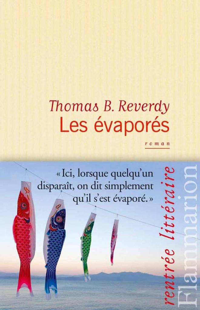 Les évaporés, un portrait poétique du japon après Fukushima par Thomas B. Reverdy