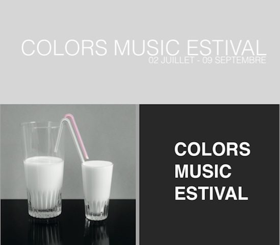 Le Nouveau Casino accueille le Colors Music Estival