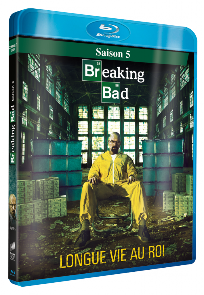 Breaking Bad : le roi est mort, vive Heisenberg !