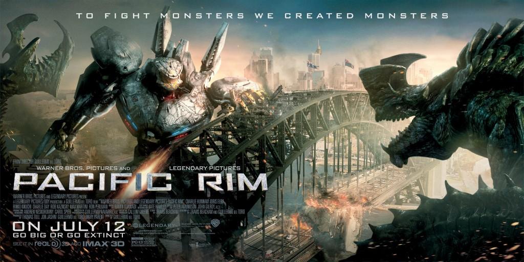[Critique] «Pacific Rim» : Guillermo del Toro échoue à faire sien un blockbuster entre Godzilla et Transformers