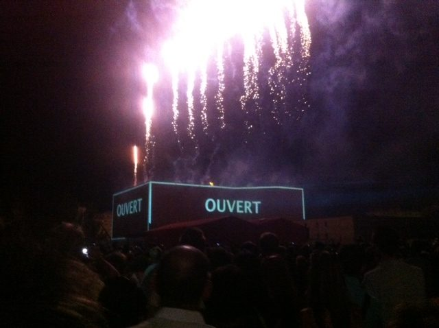 «Ouvert !», le groupe F offre une sombre inauguration du Festival d'Avignon
