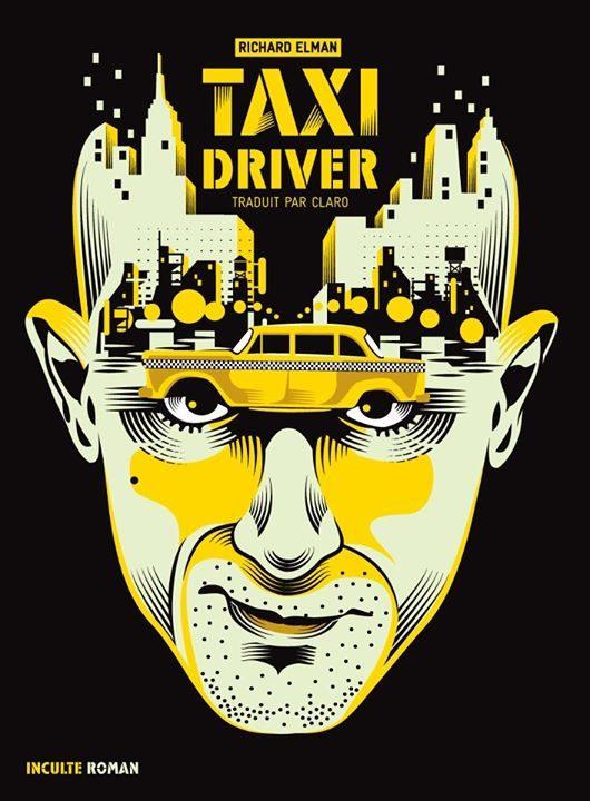 Taxi Driver : les éditions Inculte sortent le roman