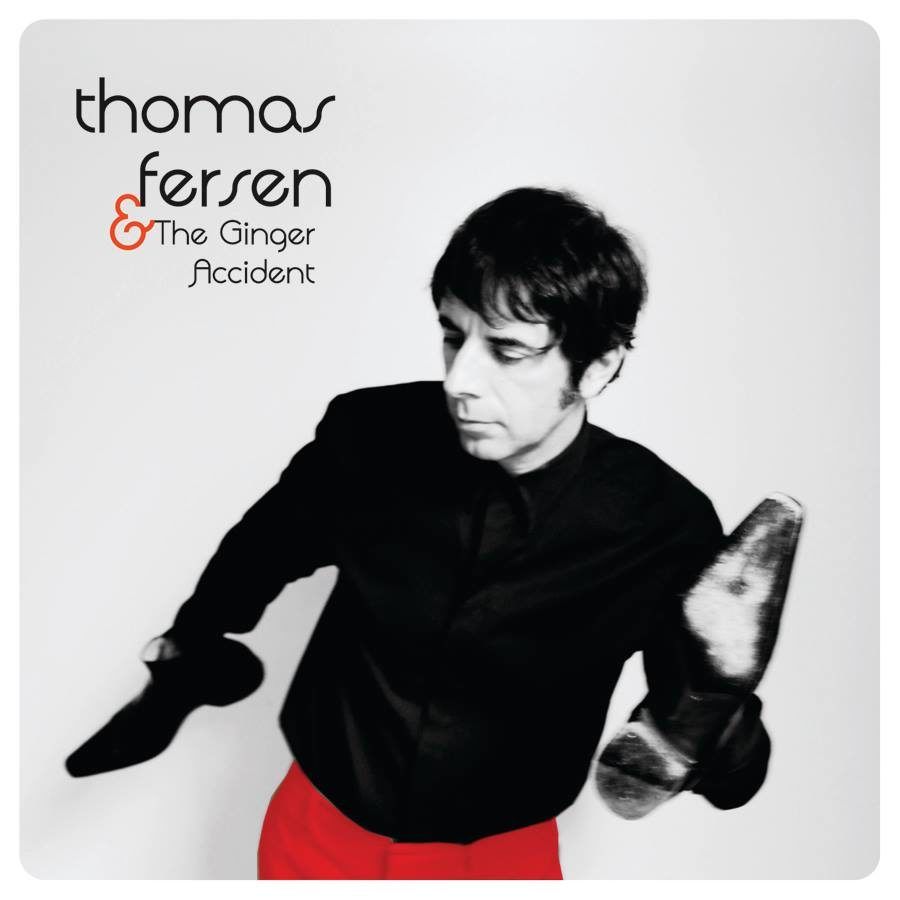 [Chronique] «Thomas Fersen & The Ginger Accident» : un album yéyé