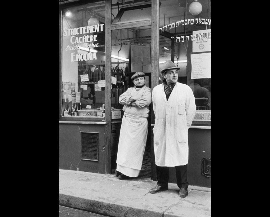 «Rue des Rosiers / Le Marais juif» au MAHJ : un instantané empreint d'affection et de délicatesse
