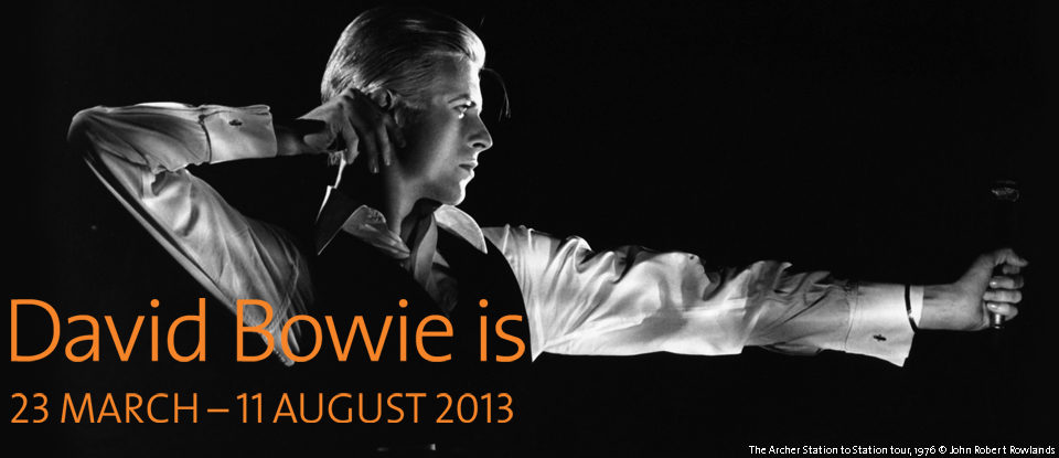 David Bowie is… à Paris, en 2015