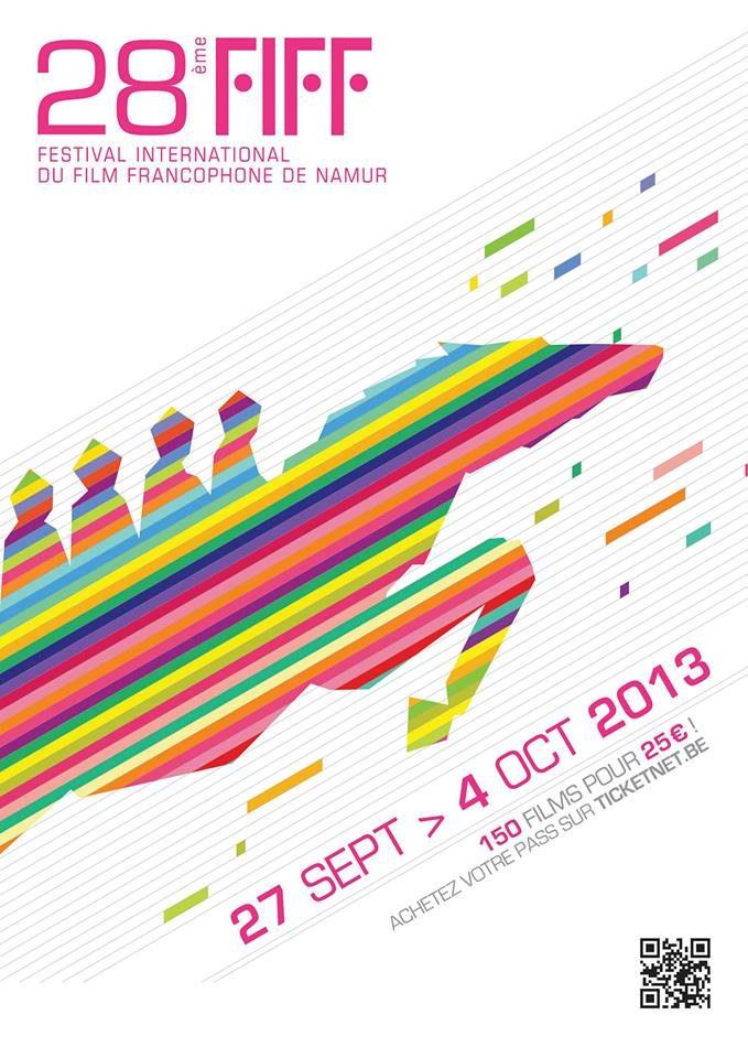 28ème édition du Festival International du Film Francophone de Namur (FIFF), le programme du 27 septembre au 4 octobre