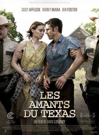 Les amants du Texas, une histoire d'amour fatale de David Lowery