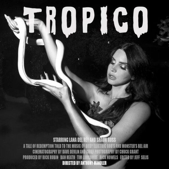 Lana Del Rey prochainement à l'affiche d'un court-métrage