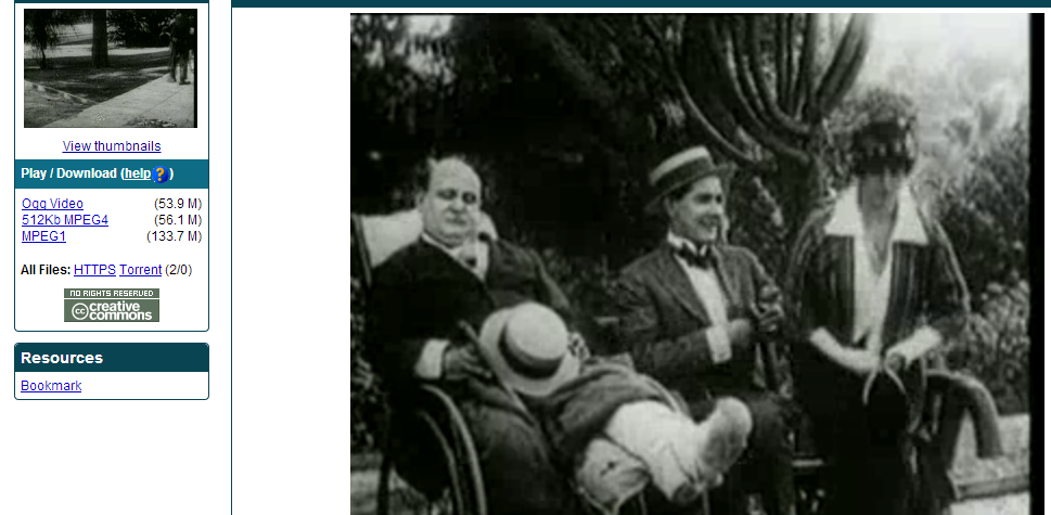 Archive.org, la ressource du cinéma en streaming