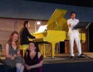 Soiree Poulenc musique française en provence
