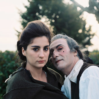 Locarno : Historia de la meva mort d'Albert Serra Léopard d'or