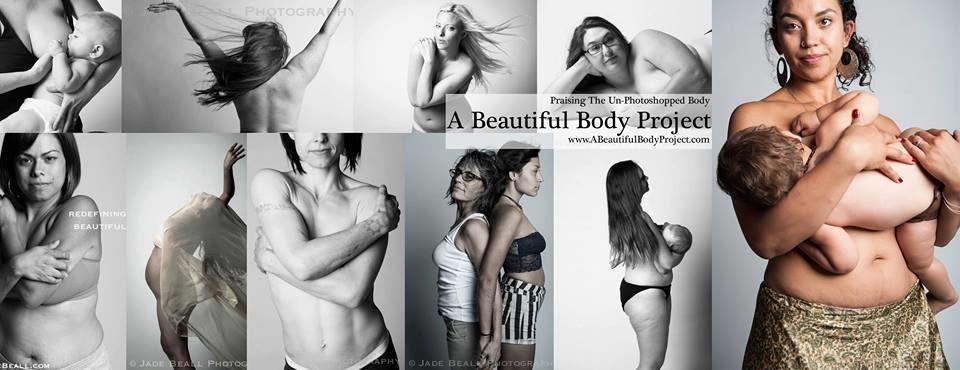 A beautiful body project : la photographe Jade Beall laisse la parole aux femmes et à leurs corps au naturel