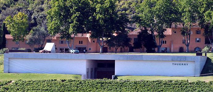 Château Thuerry, domaine viticole en Provence