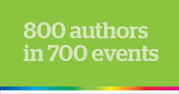 Le Festival international du livre d'Edimbourg fête ses 30 ans