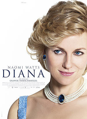 Naomi Watts, perfect Diana