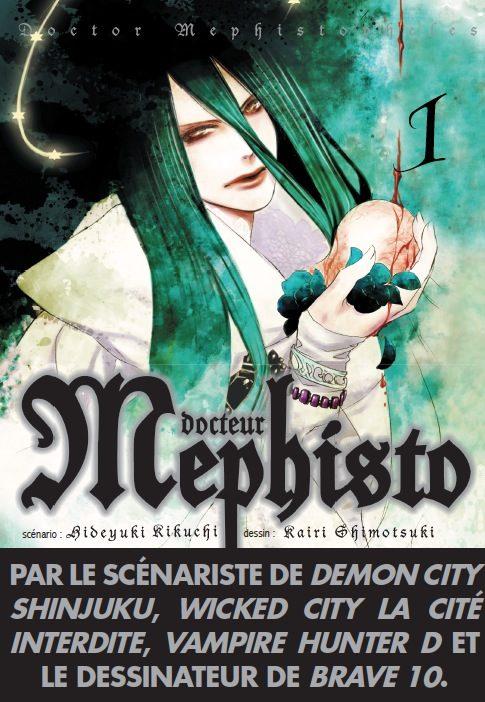 Docteur Mephisto T1 : la beauté du Diable