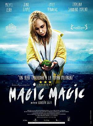 Gagnez 5×2 places pour le film «Magic Magic» (sortie le 28 août)