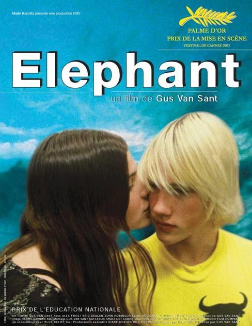 Réédition : Elephant de Gus Van Sant fête ses dix ans avec une ressortie numérique le 4 décembre