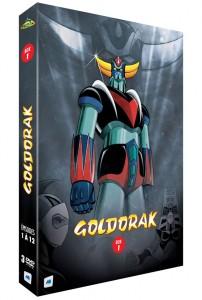 goldorak affiche
