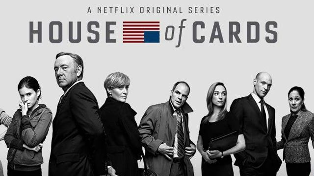 La série House of cards débarque sur Canal +