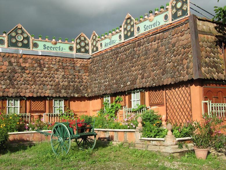 Un lieu unique en France : les Jardins Secrets (Haute-Savoie)