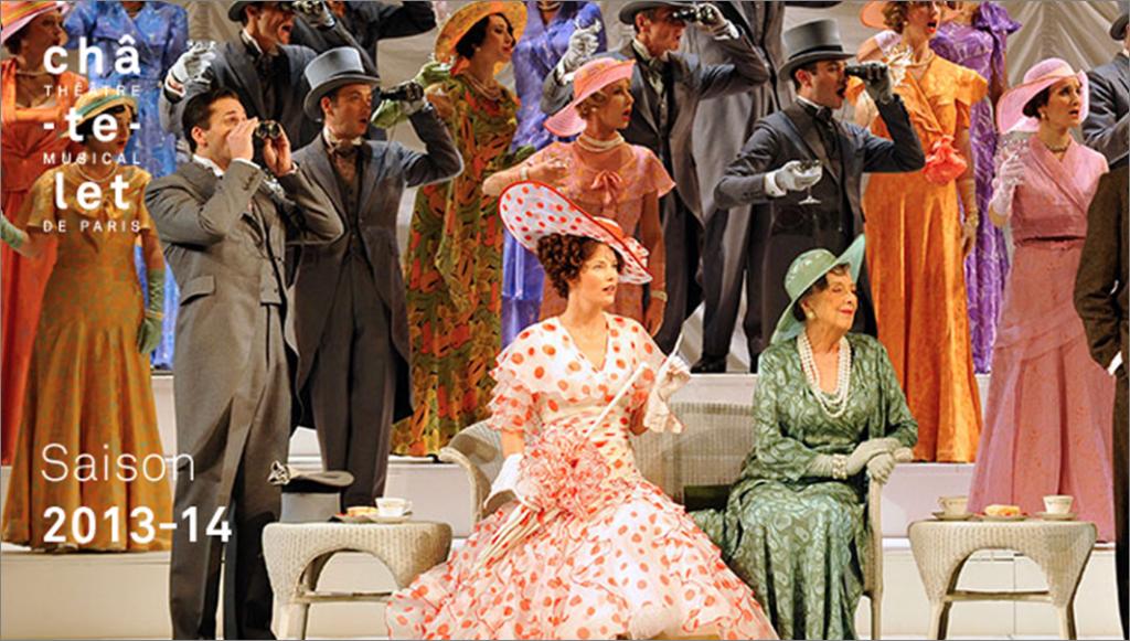 [Annonce] Reprise de My Fair Lady au Théâtre du Châtelet : Luverly !