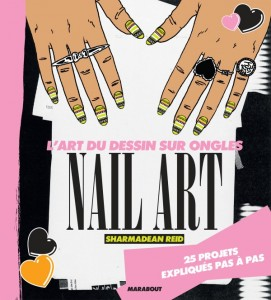 nail art marabout