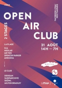 opean air club