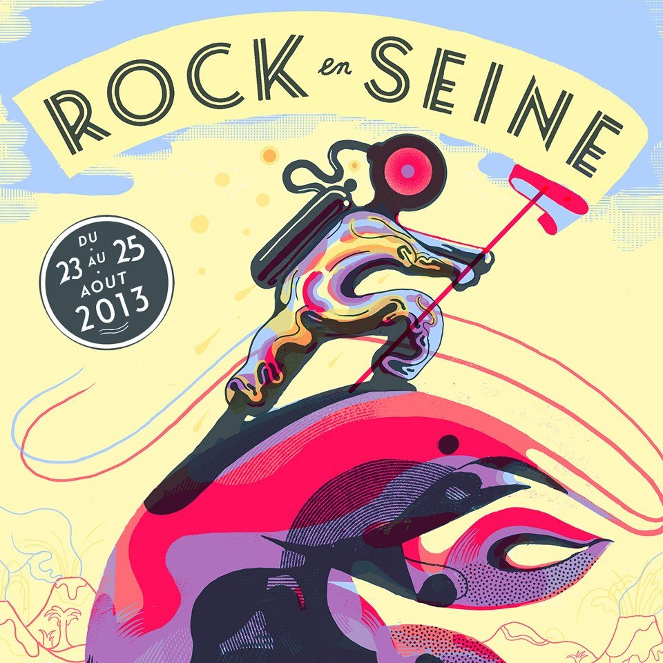 Rock en Seine : une playlist et une feuille de route pour s'y retrouver