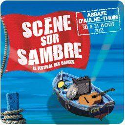 Troisième édition du festival Scène sur Sambre les 30 et 31 aout avec Raphaël, Alex Hepburn et Pegasus