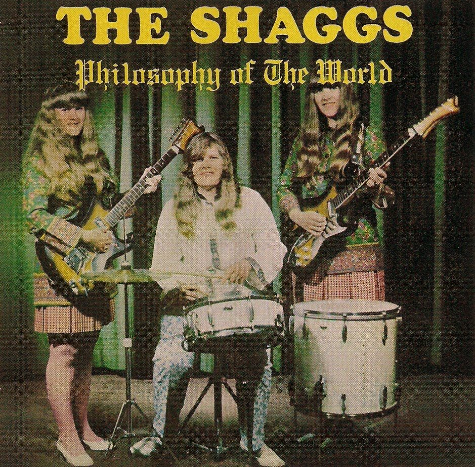 The Shaggs (Better than Beatles), OVNI MUSICAL