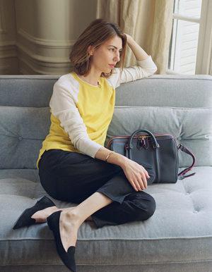 Sofia Coppola pour Louis Vuitton en collection particulière