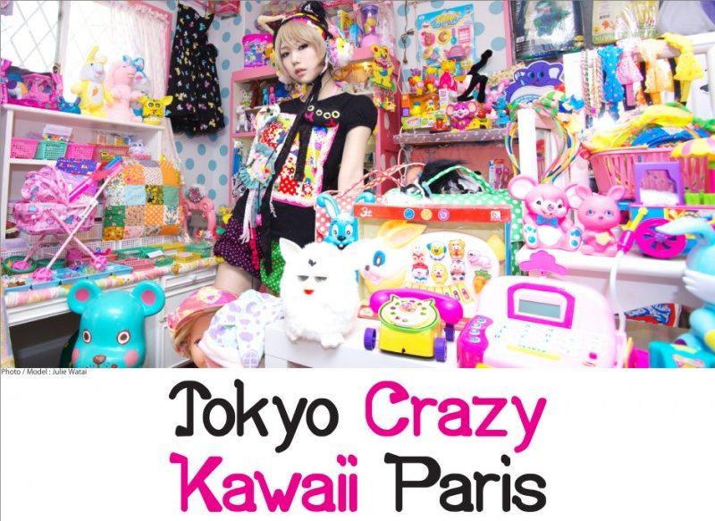 Tokyo crazy kawaii : un nouveau festival de pop culture japonaise qui va faire date
