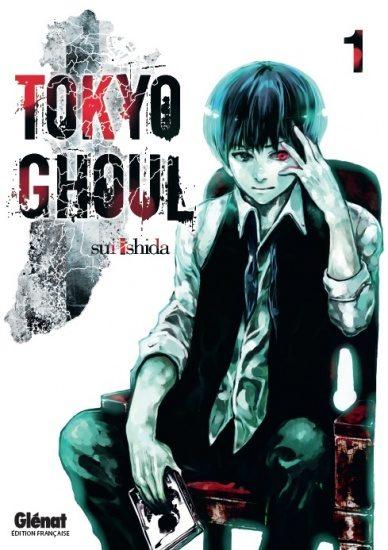 Tokyo Ghoul T1 : une faim de Goule ?