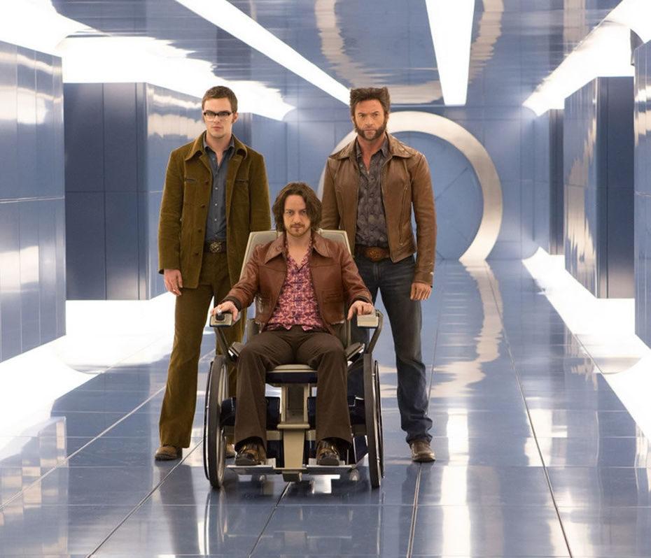 La première photo officielle de X-Men: Days of Future Past