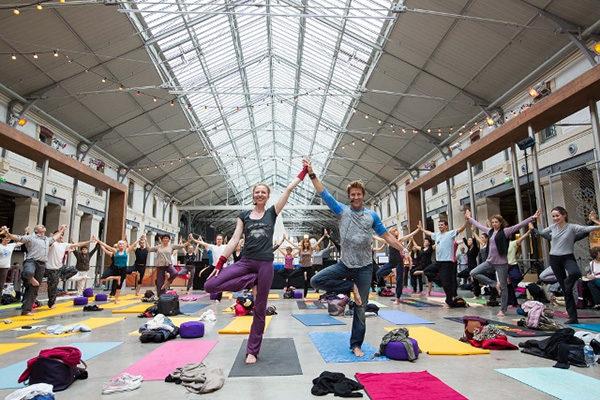 Le Yoga Festival est de retour pour 3 jours de zen au 104