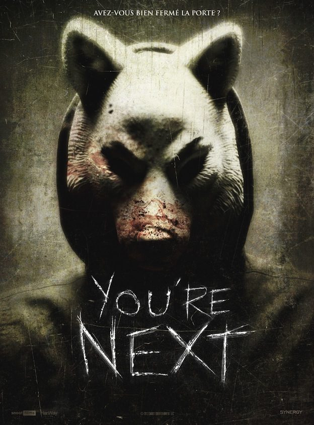 [Critique] « You're next » : film d'horreur aux attributs bien sanglants revisitant le genre du « home-invasion »